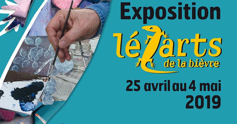 Exposition 2019 : les Lézarts à la Mairie du 5e