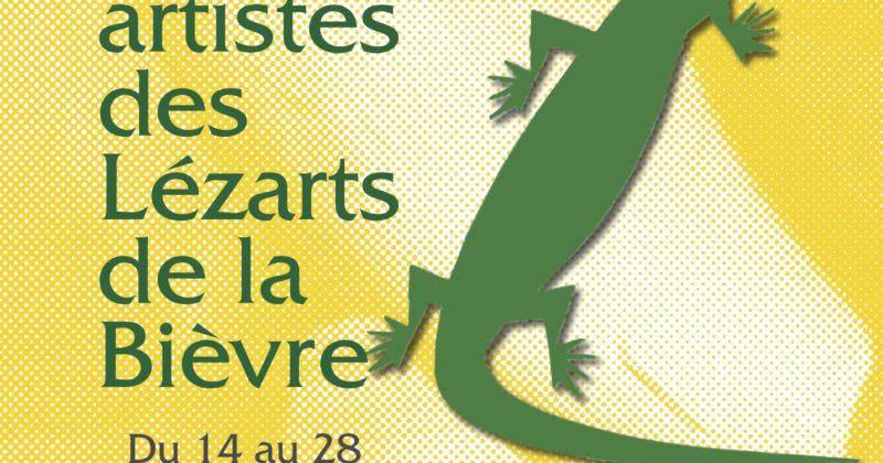 Les Lézarts s'exposent à la Mairie du 13e