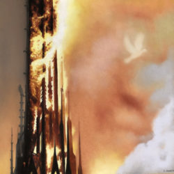 PONCIN-Ame de Notre Dame-50X50