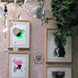 Exposition d'estampes à Montreuil