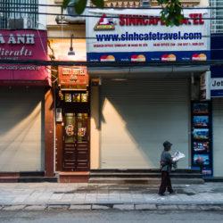 Hanoi au petit matin