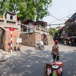 Hanoi village capitale