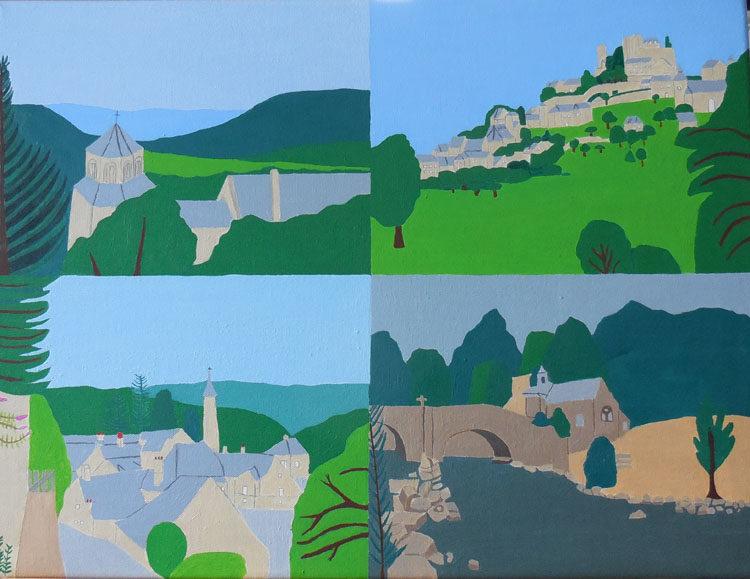 Pays vert_Corrèze