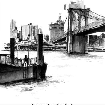 CONVENE_Marielle_Brooklyn Bridge_4thJuly