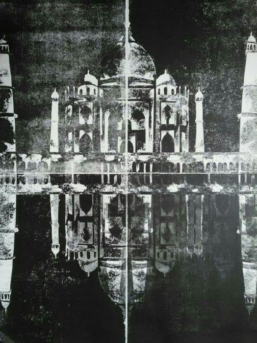 Le Taj-Mahal, Inde