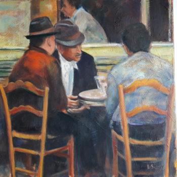 Série café: Les trois amis