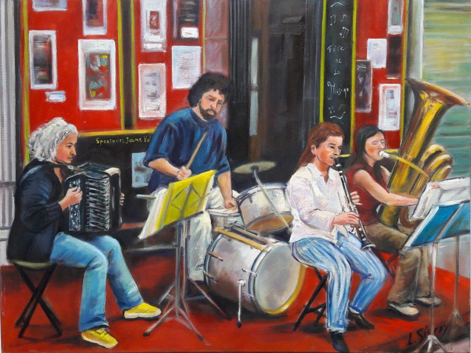 Fête de la Musique Vieille Grille Juin 2009