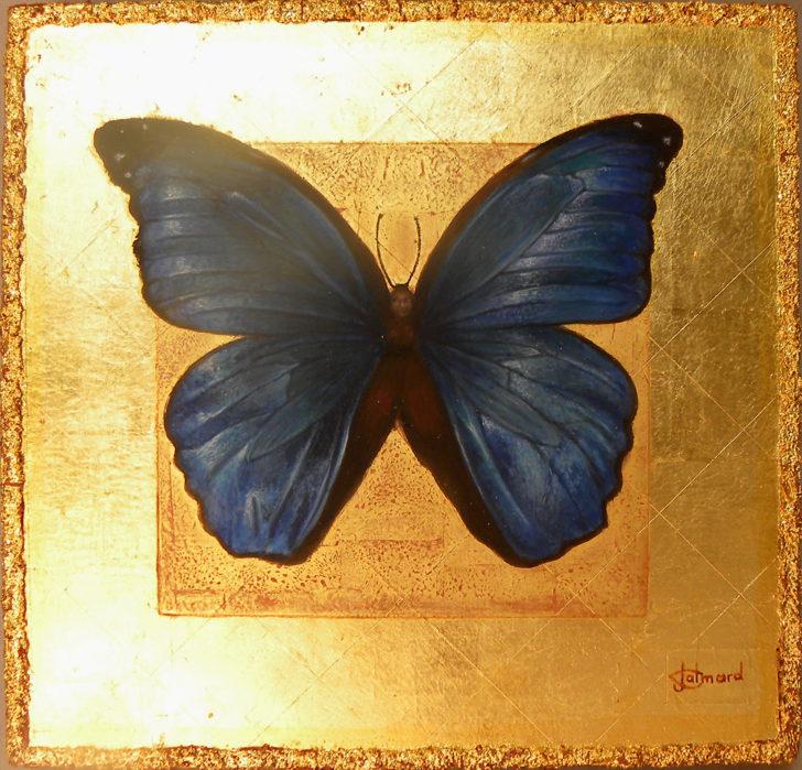 Papillon d'Amazonie