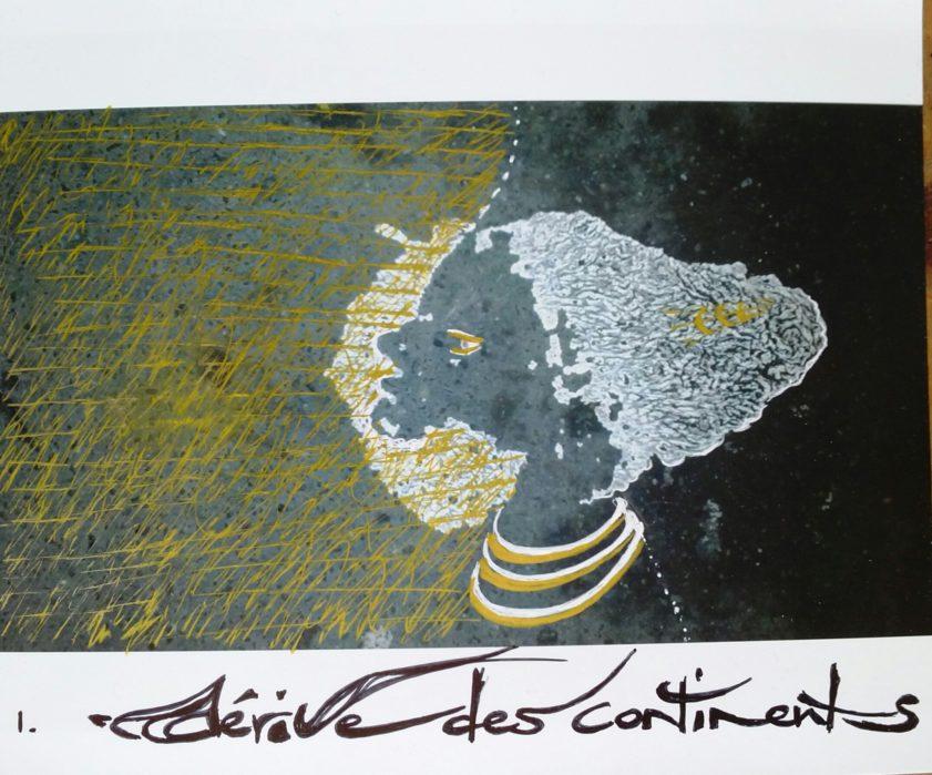 série 'dérive des continents'