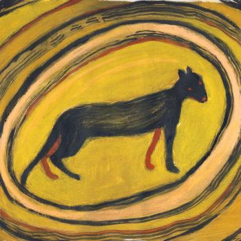 Portrait en chienne errante