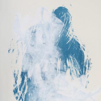 silhouette bleue 1