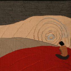 1996-Méditation 33x30cm