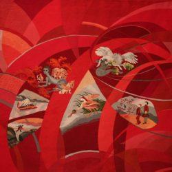 2004-2006-Les chimères180x160cm