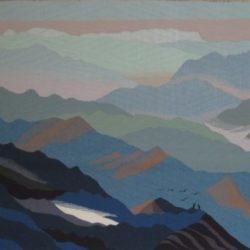 2013- montagnes bleues