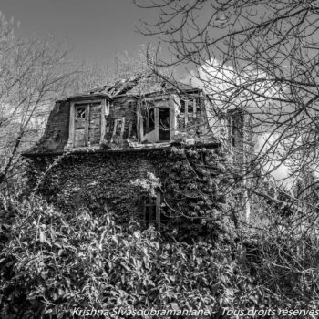 Le chateau abandonné