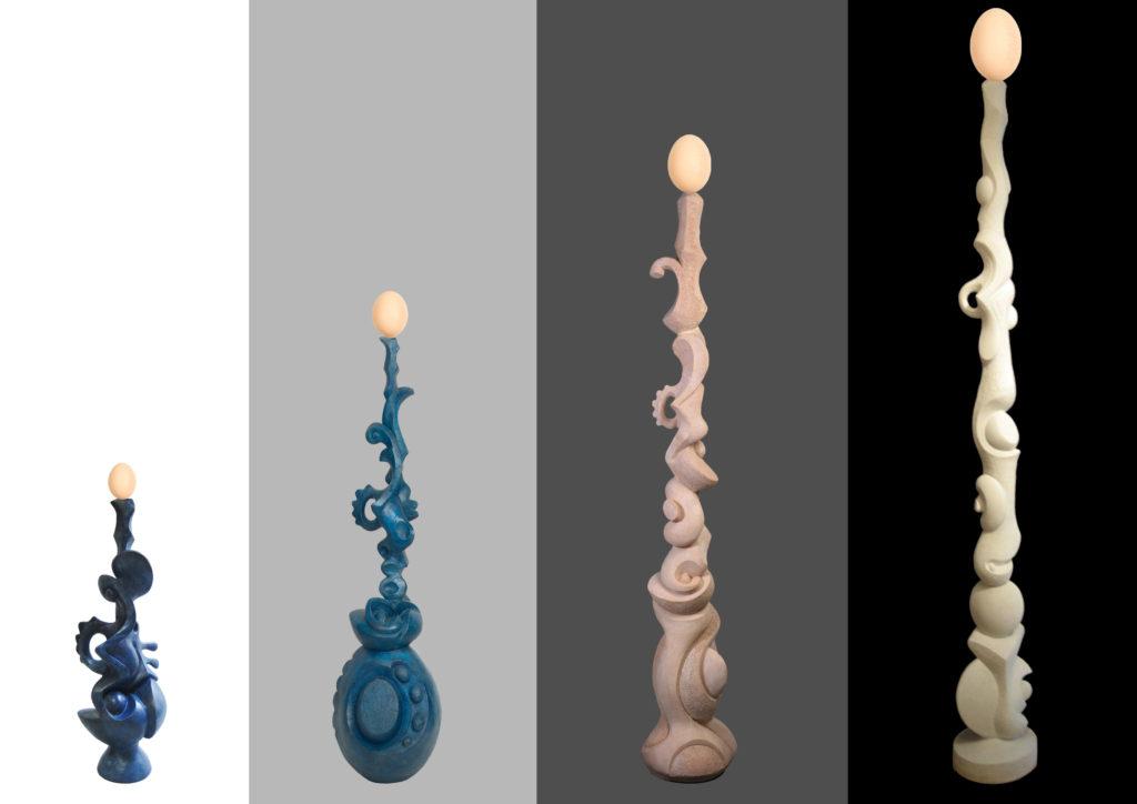 Sculpture évolutives1