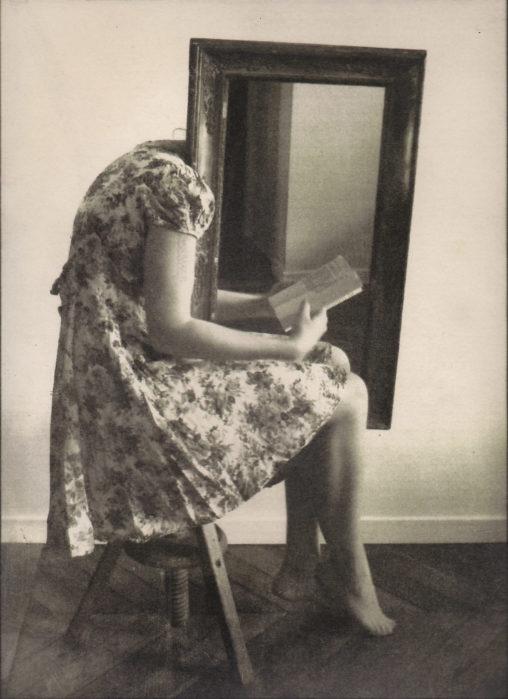 «Livre un lire», gomme bichromatée de Coralie Maniez