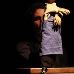 «De quoi s'agit-il?» de Guillaume Jouanin, Théâtre aux Mains Nues